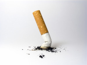 Sleep hygiene: Stop smoking, especially in the evenings
