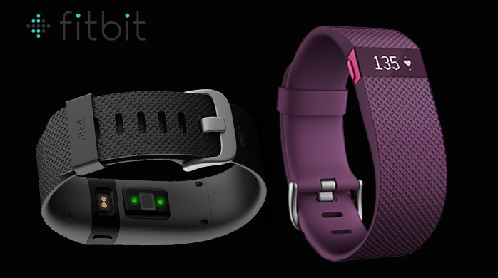 Fitbit Charge HR Sleep Tracker