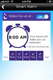 Jawbone Sleep Tracker Smart Alarm