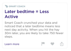 Jawbone Smart Coach Insight